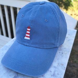 🆕️ J. Crew Baseball Cap Hat Lighthouse Embroidery